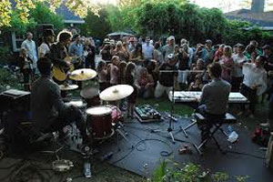 Backyard Concert Example
