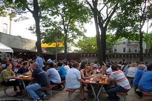 Queens Beer Garden