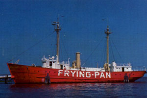 Frying Pan Boat Bar Example
