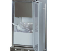 Outdoor Ice Maker Example