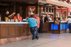 Fremont Street Bar Example