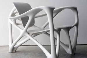 White Bone Furniture Example