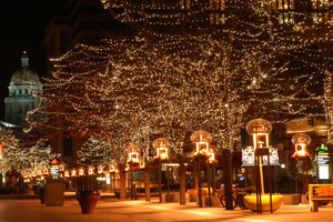 16th Street Mall Lighting