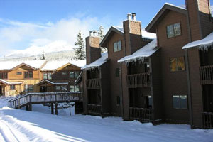 Cascade Village Snow Image