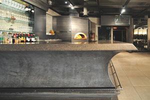 Concrete Bar Example