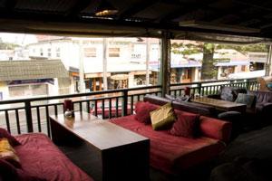 Bar Balcony Example